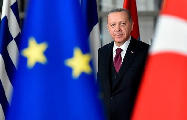 EU's more expectations from Tukey within the lukewarm relations