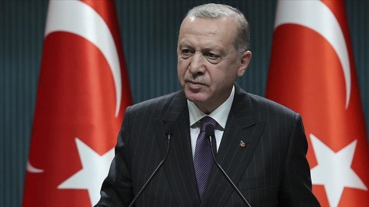 Turkish president to virtually attend D-8 summit
