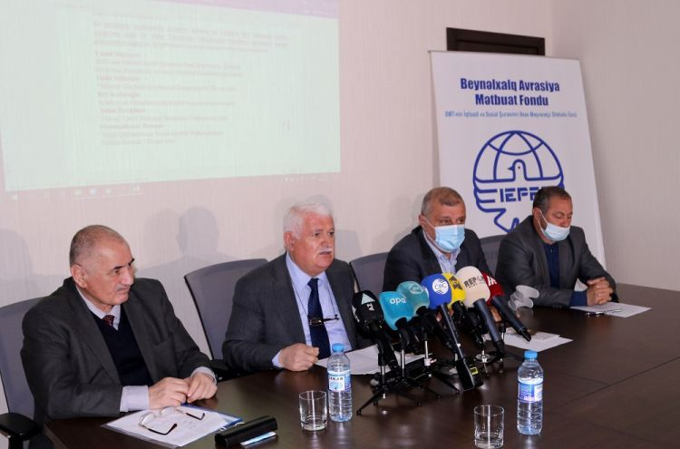 Azerbaijani civil society organisations have signed a petition against Armenia
