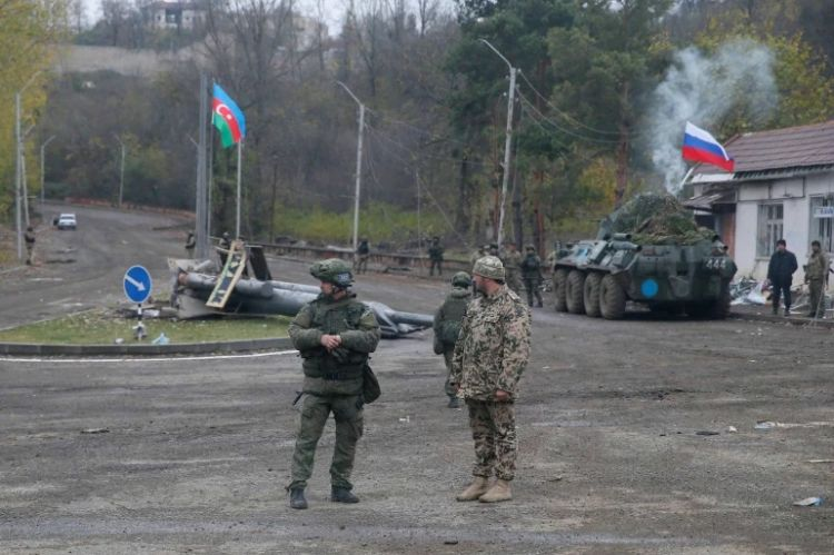 Permanent solution in Karabakh could make Russian military presence unnecessary - Expert