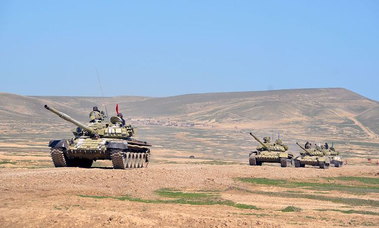 Tank units conduct intensive combat training sessions - MoD - VIDEO