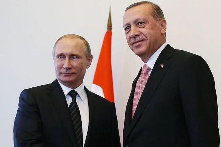 Erdogan and Putin held discussions on South Caucasus