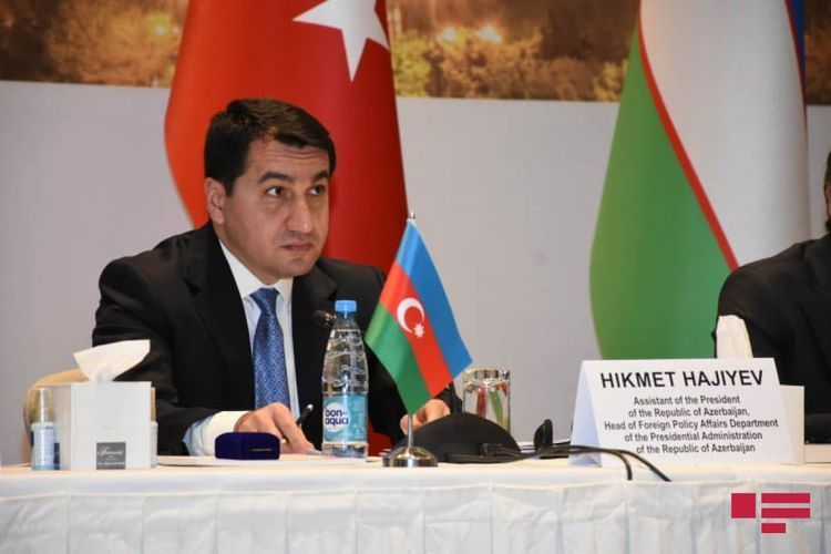 Establishment of media platform within framework of Turkic Council is needed - Assistant to President