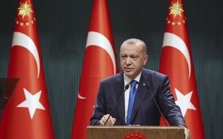 Эрдоган: Турция хочет, чтобы Россия и Украина разрешили свои споры мирным путем