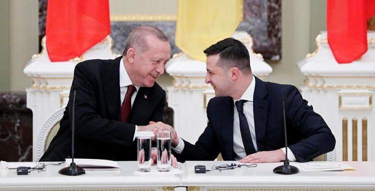 Zelenskinin Türkiyəyə səfəri Ukrayna-Rusiya böhranının aradan qaldırılmasına kömək edə biləcəkmi?