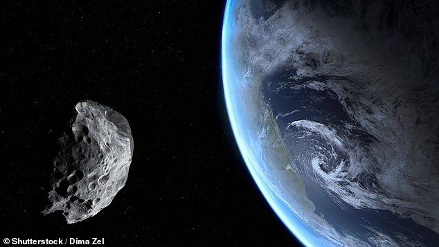 An exceptionally close encounter - Asteroid the size of a BUS narrowly avoids hitting a satellite after skimming past Earth at a tiny distance of just 12,000 miles