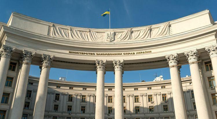 МИД Украины: Задержание сотрудника Генконсульства Украины в Санкт-Петербурге было очередной провокацией