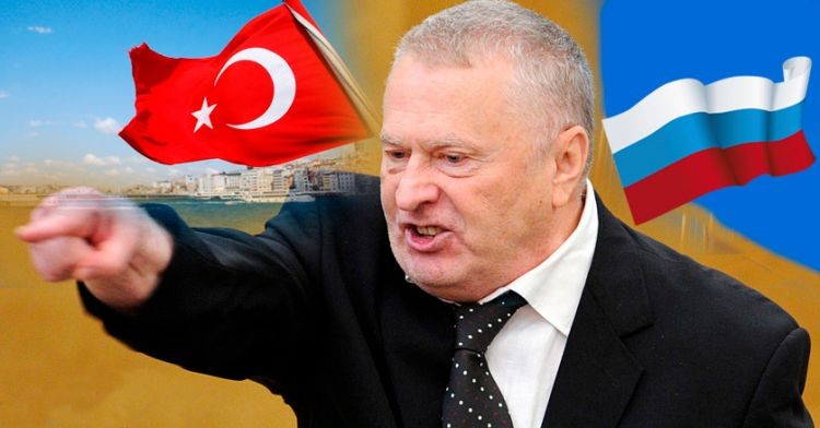 Jirinovskinin Qarabağ, Azərbaycan, Türkiyə və Ərdoğan dərdi - Bir səfehin açıqlaması