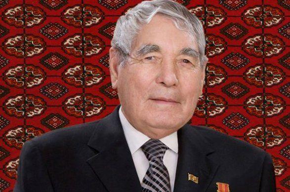 Скончался отец президента Туркменистана