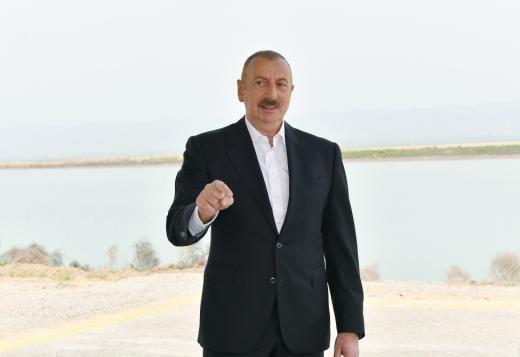 Баку ждет более полного ответа от России по применению Арменией ракет «Искандер-М» в Карабахе - Ильхам Алиев