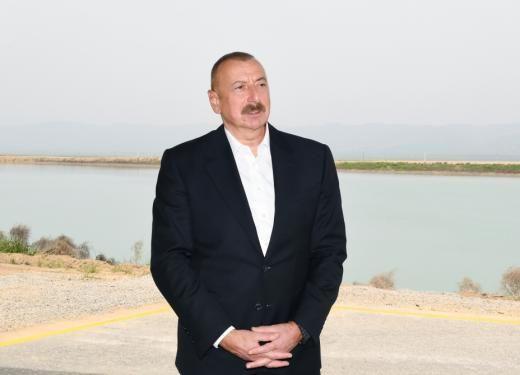 Баку не может позволить Армении довести армию до состояния, в котором она сможет угрожать Азербайджану - Ильхам Алиев