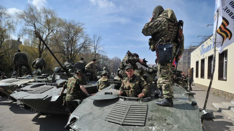 Russia could repeat Georgian case in eastern Ukraine - Experts comment