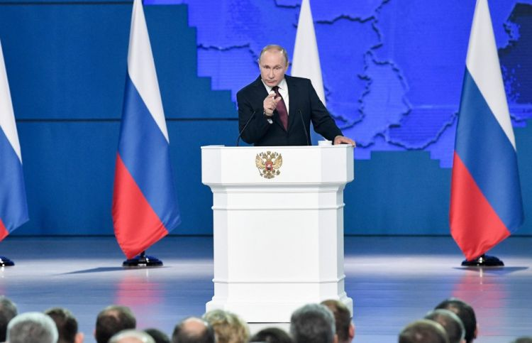 Bu ölkələr Şirxanın çaqqallarıdır - Putin təhqir etdi