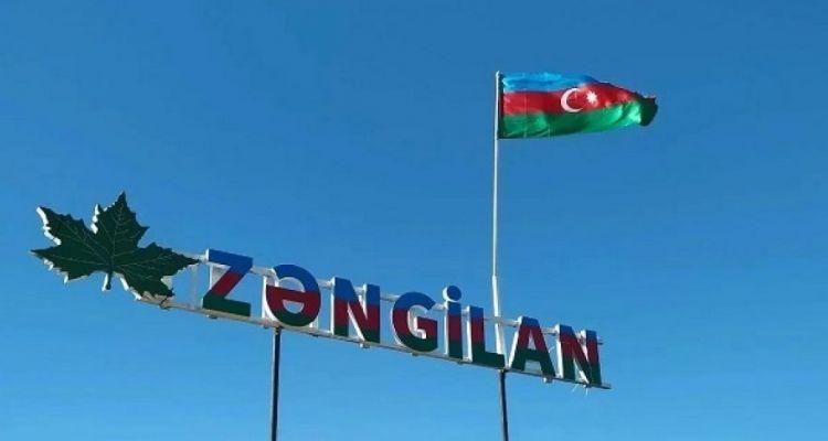 Зангиланский аэропорт очень важное звено в великом Шелковом пути - эксперт