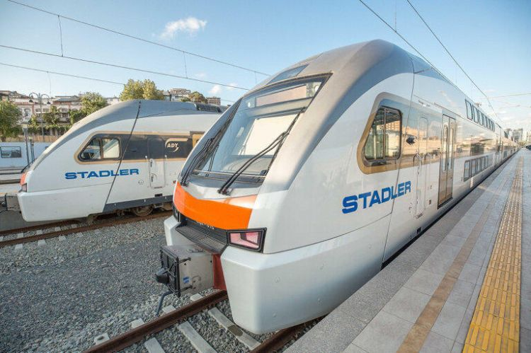 Azerbaijan Railways boosts cargo transportation in 1Q2021