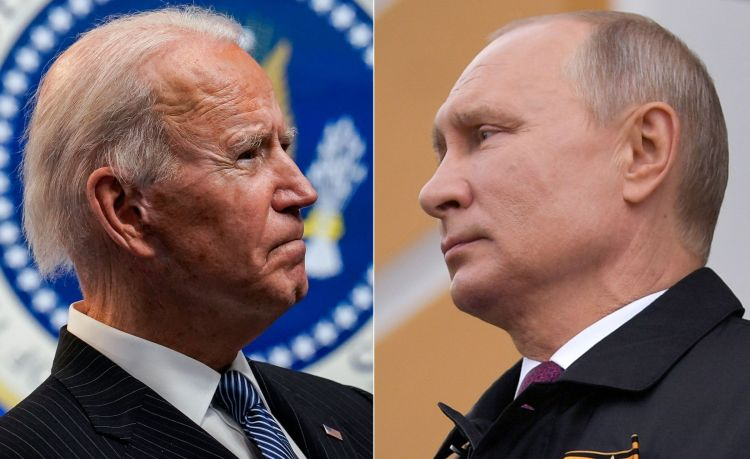 US-Russia relations - Biden statement on creating relationship with Russia