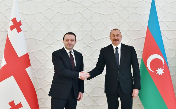 Azerbaijan continues to be one of biggest investors in Georgia's economy - Ilham Aliyev