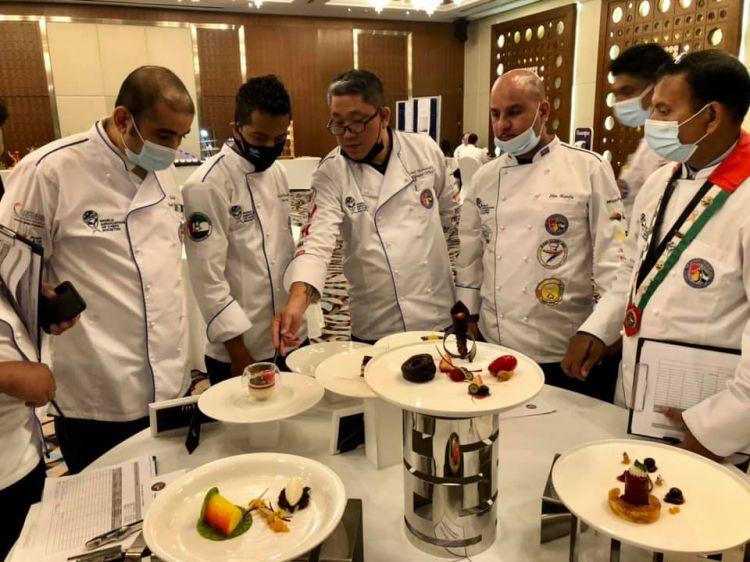 Президент Гильдии поваров Азербайджана  представил страну на Expo Culinaire 2021 - ВИДЕО
