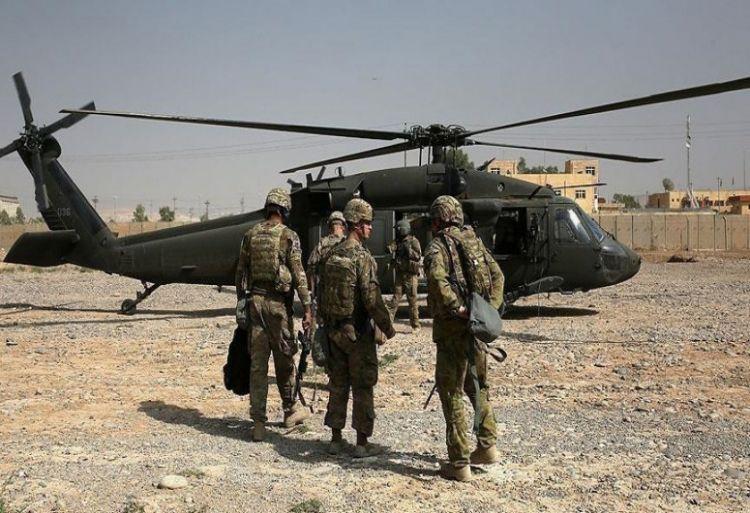 Азербайджанские миротворцы выводятся из Афганистана