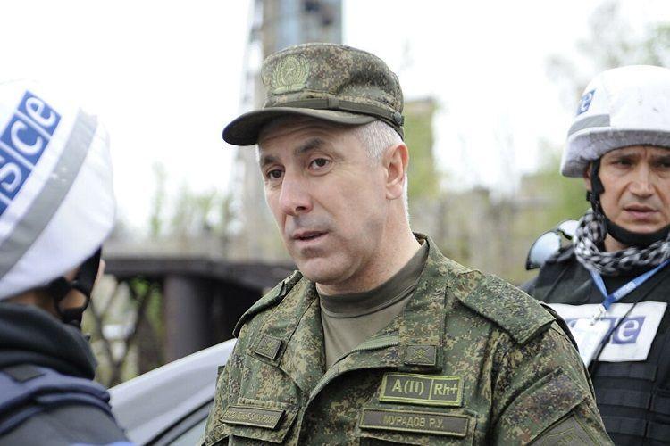 General Muradov göstəriş verdi - Xocavənddə faşist abidəsi sökülməlidir