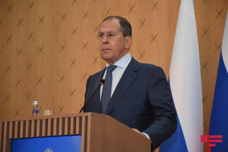 """Lavrov: """"ABŞ-la dialoq vacibdir"""""""