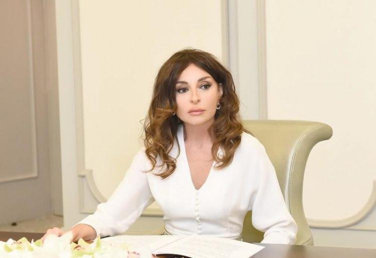 Мехрибан Алиева поделилась публикацией в связи с музыкальным фестивалем «Харыбюльбюль» в Шуше - ВИДЕО