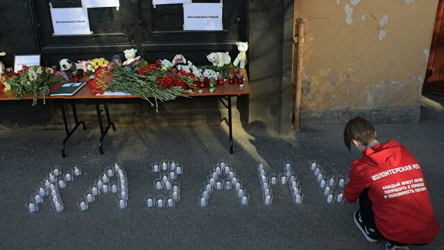 Троих детей, погибших в Казани, похоронили на мусульманском кладбище