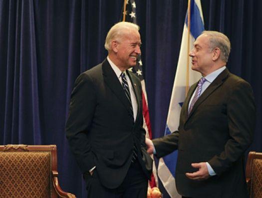 Байден поговорил с Нетаньяху