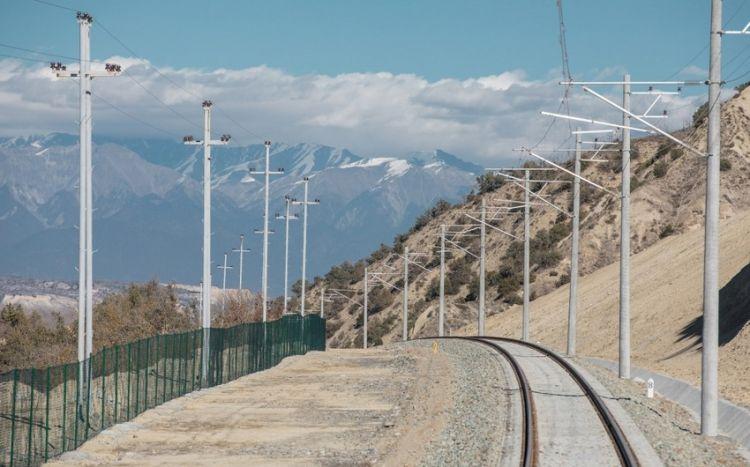 Состоялось открытие Габалинского железнодорожного вокзала и однолинейной ж/д станция Ляки-Габала - ФОТО