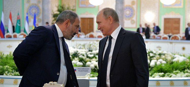 Paşinyan Putindən kömək istədimi?