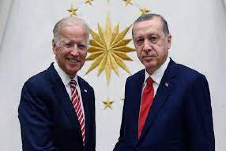 Turkey looks forward to Erdogan-Biden meeting with 'positive agenda''