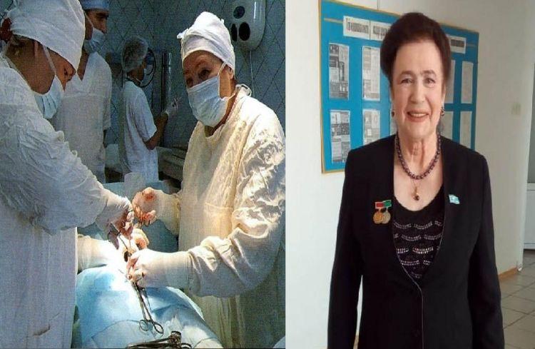 «طبيبة الغلابة» أجرت 10 آلاف عملية جراحية وكانت تتبرع بالدم لمرضاها.. «مشالي» جديد يظهر في كازاخستان | صور - الصور الفوتوغرافية