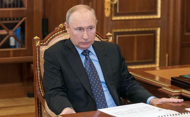 """Путин назвал очередным """"фэйком"""" сообщения о поставке Россией Ирану спутниковой системы для слежки за военными объектами"""