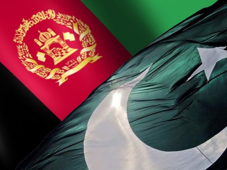 Afghanistan and Pakistan's national security - Dr. Mehmood Ul Hassan Khan