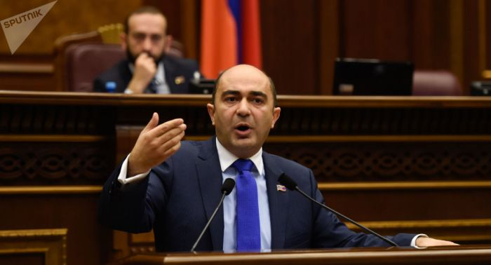 10 noyabr bəyanatından imtina etsək... - Marukyan