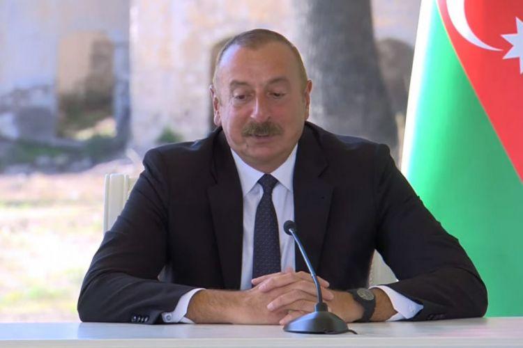 Президент Азербайджана: Мы являемся примером уникального сотрудничества, союзничества с Турцией в мировом масштабе