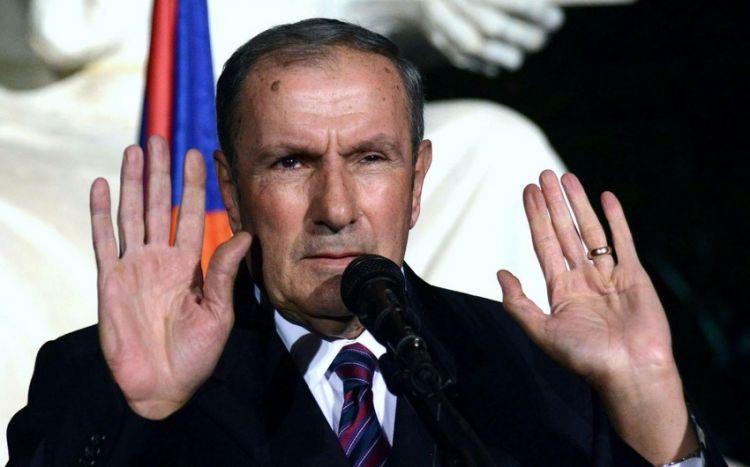 World considers Karabakh part of Azerbaijan - Levon Ter-Petrosyan