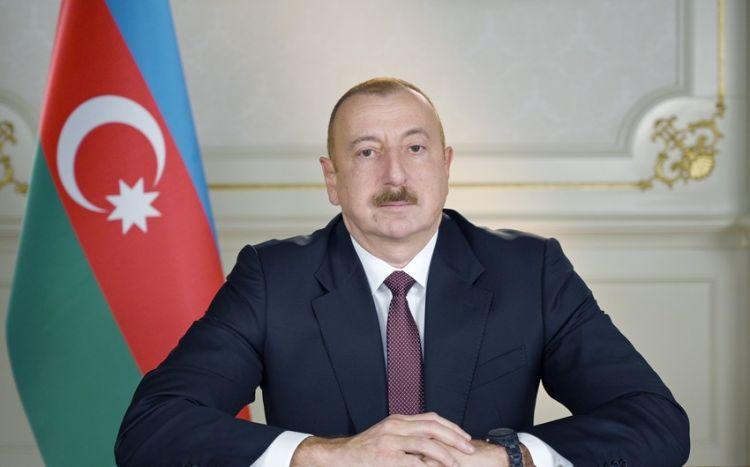 Ильхам Алиев: Хочу выразить признательность Турции, Пакистану и Афганистану