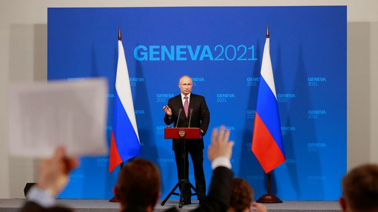 Russia, US bear special responsibility for strategic stability as nuclear powers - Puting