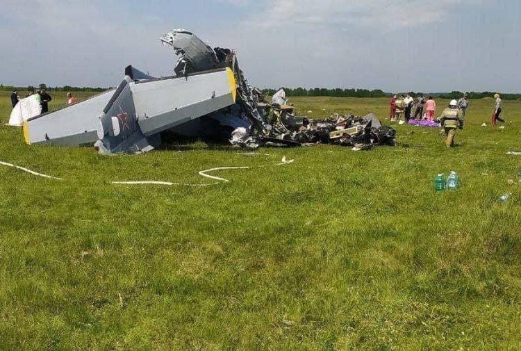 При жесткой посадке самолета в России погибли 7 человек, 17 пострадали
