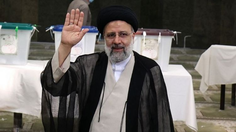 Iranian People elected new president