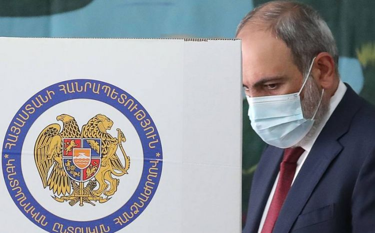 Pashinyan's party wins early elections to Armenian parliament