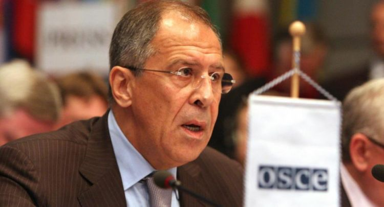 Russian Foreign Minister and OSCE Secretary General to discuss organization's agenda