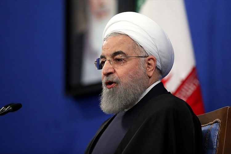 Significant positive change to be occurred in Iranian-Azerbaijani border - Rouhani