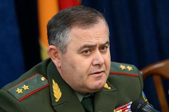 Azərbaycana heç bir güzəşt olmayacaq - General Davtyan