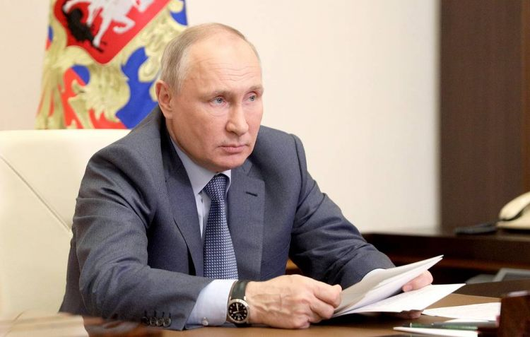 Cooperation and security without dividing lines is a common goal of countries - Putin