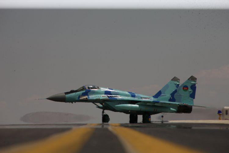 Начались учения «Анатолийский орел - 2021» с участием азербайджанских военнослужащих - ФОТО