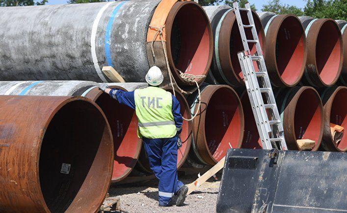 Шансы Европы избежать кризиса с запасами газа зимой зависят от России - Bloombergg
