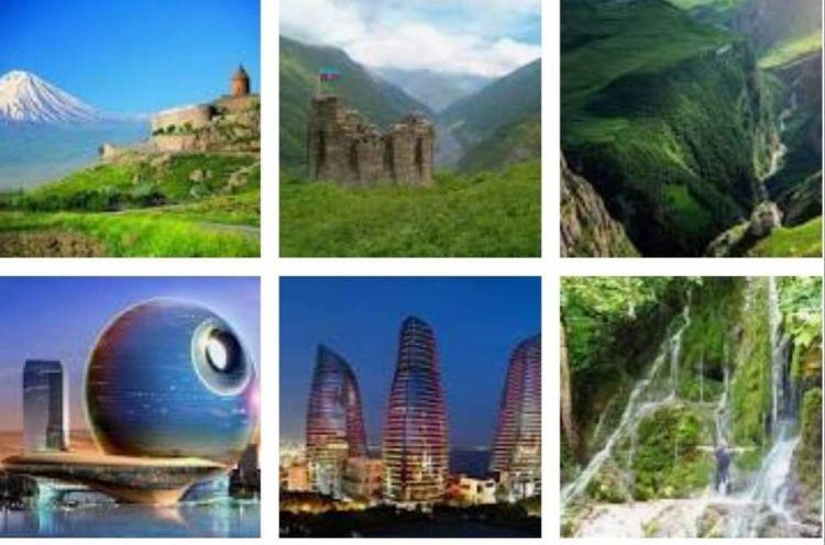 اذربيجان وجهة سياحية فردية