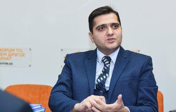 تخشى أرمينيا أن يؤدي ممر زنغازور إلى زيادة نفوذ تركيا في المنطقة - إلخان شاهين أوغلو